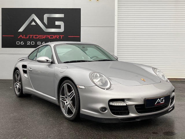 PORSCHE 997 Turbo 480cv 2006 occasion