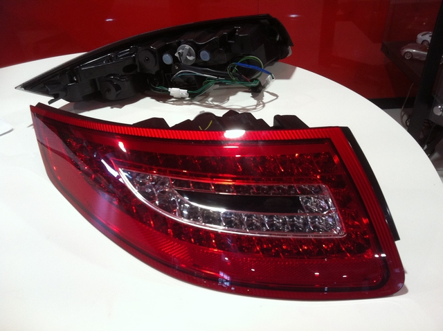 FEUX A LED ADAPTABLE PORSCHE