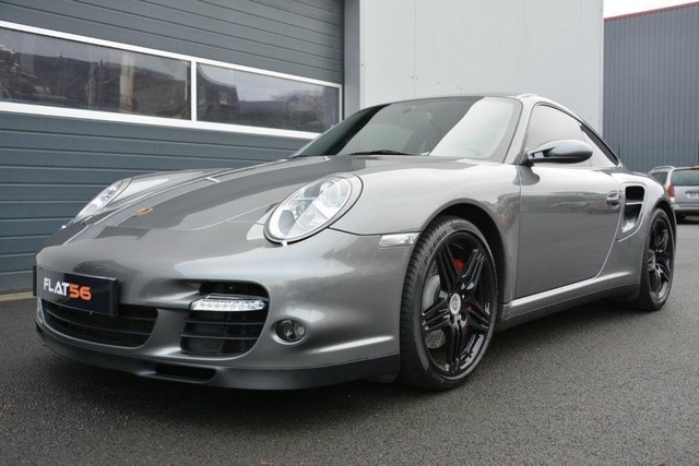 PORSCHE 997 Turbo 480cv 2009 occasion