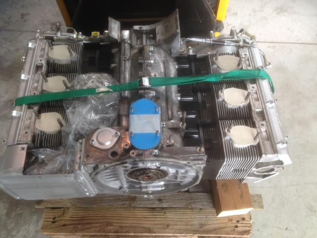 Bas moteur 3.2 refait neuf